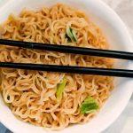 Receta de sopa de fideos china