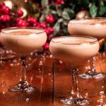 Cócteles de Navidad: para hacer los mejores brindis