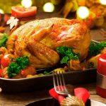 Pavo asado, imprescindible en tu mesa en fiestas