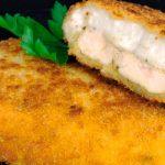 Pechugas de pollo a la Villaroy, una receta deliciosa y muy cremosa