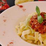 Salsa boloñesa, el auténtico sabor italiano