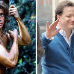 El antes y el después del peso de los famosos
