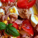 Ensalada Murciana, de las más nutritivas del verano