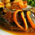 Pato a la naranja, la exquisitez francesa en casa