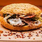 Kebab vegetal, un capricho para el paladar