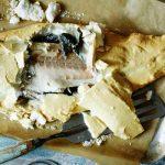 Lubina a la sal, grandes proteínas y poca grasa