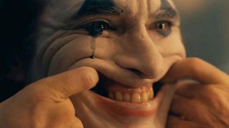 Joker sonriendo-dieta de Joaquin Phoenix
